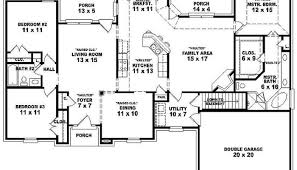 two story house plans with basement 4 bedroom house plans 2 story luxamcc org
