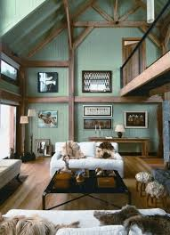 alpine glam modern mountain retreats rustic love the and colors