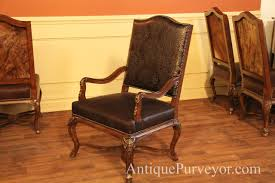 dining room arm chairs hair hide and leather upholstered dining room chairs furniture