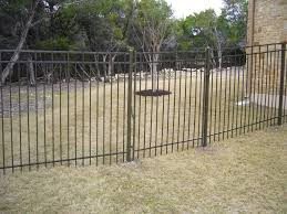 Front Yard Metal Fences - front yard flower gardens with front yard gardening ideas front