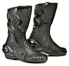 style motorcycle boots sidi cobra gore tex boots revzilla
