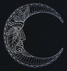 in the moon threads unique and awesome embroidery designs