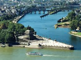 six of the best german river cruise ports including koblenz