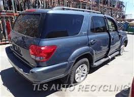 2006 toyota sequoia owners manual parting out 2006 toyota sequoia stock 6225br tls auto recycling
