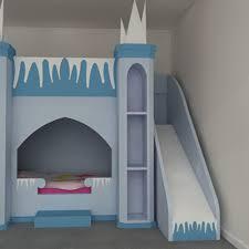Princess Castle Bunk Bed Frozen Bunk Beds Latitudebrowser