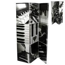 raumteiler acryl paravent raumteiler musik 120x180 cm raumteiler regale