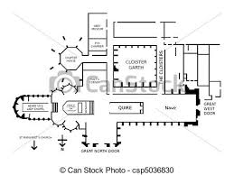 floor plan of westminster abbey floor plan of westminster abbey london england this is stock