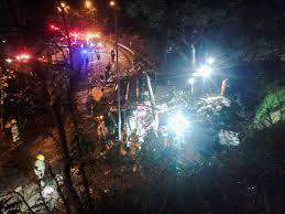2018 Hong Kong bus accident