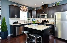 river white granite with dark cabinets dark countertops with dark cabinets river white granite dark