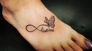 letters to hailey infinity tattoo
