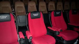 movie theater seats for home interstellar first time d box experience and mini review no