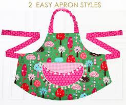 apron patterns etsy apron pattern child kids pdf childrens sewing