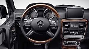 G Wagon 6x6 Interior G Class Suv Mercedes Benz