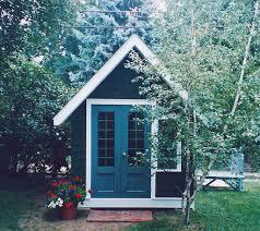 cedar shake garden shed fine homebuilding
