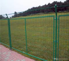 2017 wholesale mid high security fence galvanized welded wire