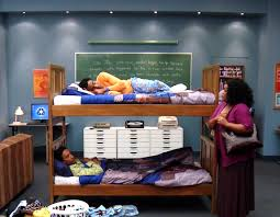 Image Troy And Abed In Their Bunk Bedjpg Community Wiki - History of bunk beds