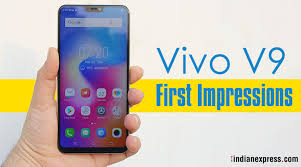 Vivo V9 Vivo V9 Impressions This Iphone X Lookalike Is A Lot