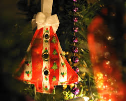 buy lavender christmas tree decorations try handmade gallery