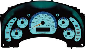 95 Mustang Interior Parts Ford 96 98 Mustang Gt Speed Glo Gauges At Commando Car Alarms Com
