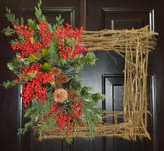 Decorate Christmas Grapevine Wreaths by 95 Best Grape Vine Wreaths Images On Pinterest Grape Vines