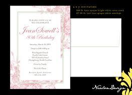80th Birthday Invitation Cards 80th Birthday Invitation Templates U2014 Liviroom Decors The 80th