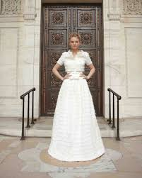 modern wedding dress modern wedding dresses martha stewart weddings
