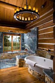 Log Cabin Bathroom Ideas Colors 228 Best Rustic Bathrooms Images On Pinterest Rustic Bathrooms