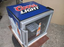 coors light beer fridge coors light fridge contest home decor ideas