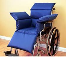 deluxe wheelchair comfort pad by new york orthopedic usa