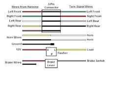 golf cart turn signal wiring diagram plus fharates info