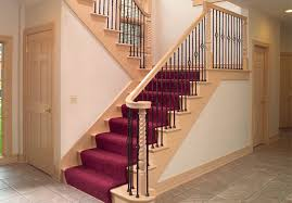 Building Interior Stairs Lj Smith Stair Systems Wood And Iron Staircases Stair Case Parts