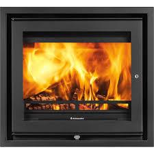 stone fireplace u0026 cassette stove ivett u0026 reed