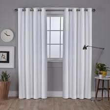 Curtains Block Heat Outdoor Curtains You U0027ll Love Wayfair