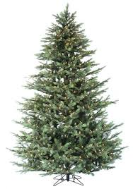fir artificial trees platinum collection