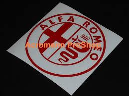 alfa romeo logo acromann online shop