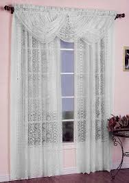 Lace Curtains New Rochelle Lace Curtains By United Curtains View All Curtains