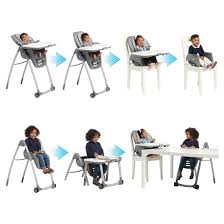 How To Fold A Graco High Chair Graco Table2table Premier Fold 7 In 1 High Chair Ari Target