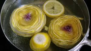 comment cuisiner l artichaut parer un fond d artichaut recette des artichauts florentine