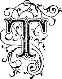 t letter clipart etc
