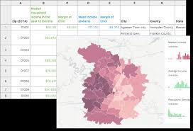 Zip Code Map Mesa Az by Arizona Income Statistics Current Census Data For Zip Codes