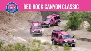pink jeep 2 door red rock canyon classic tour pink jeep tours youtube