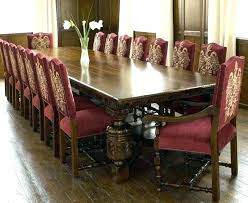 dining room table for 12 12 seat dining table set dining room table sets seats round dining