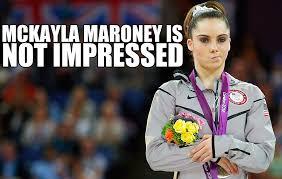 Mckayla Is Not Impressed Meme - mckayla maroney is not impressed millercoors southflorida com