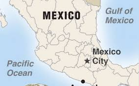 Acapulco Mexico Map by Overrun By Narcos Once Posh Acapulco Is In Agony Mcclatchy
