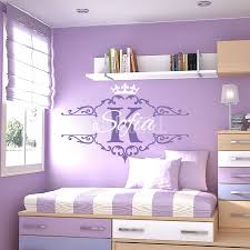 monogram princess name wall decals wall stickers princess wall monogram princess name wall decals wall stickers