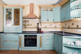 Renovating Kitchen Cabinets How To Renovate Kitchen Cabinets In Provence Style Shelterness