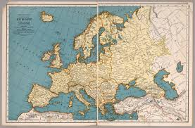 Iwo Jima On World Map by Aesthetically Pleasing Map Of Europe Made By Rand Mcnally In 1939