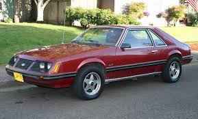1982 ford mustang hatchback 1983 mustang glx