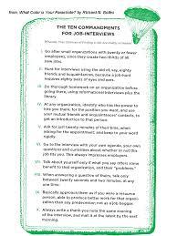 ten resume writing commandments the ten commandments for interviews