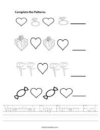 valentines worksheet free worksheets library download and print